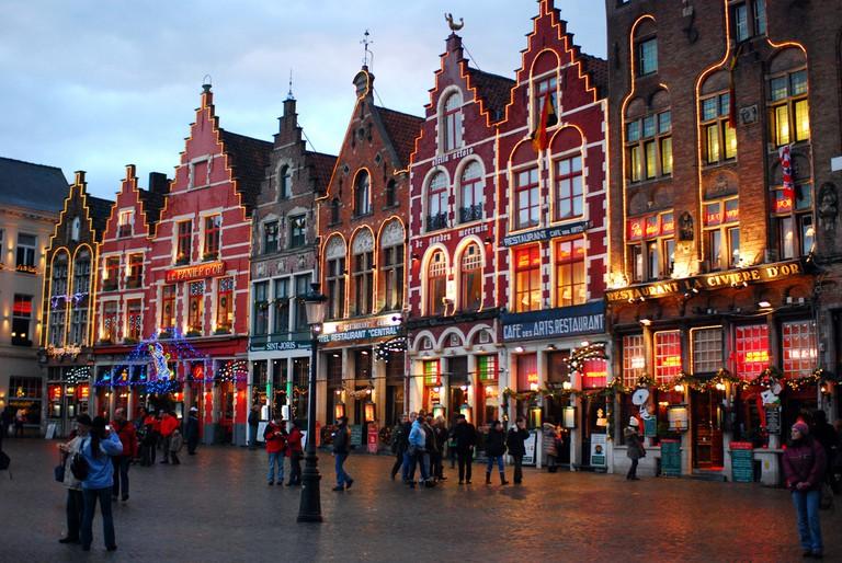 Bruges   © Ricardo Samaniego / Flickr