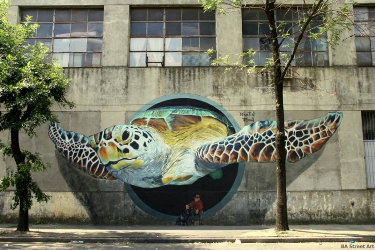 Buenos Aires street art is eclectic | © Manon Voisin / Monipag.com