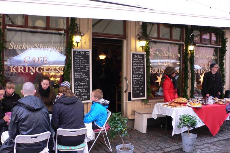 Gothenburg café | ©Heather Cowper/Flickr