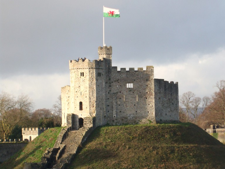 Cardiff Castle|©Michel Curi/Flickr