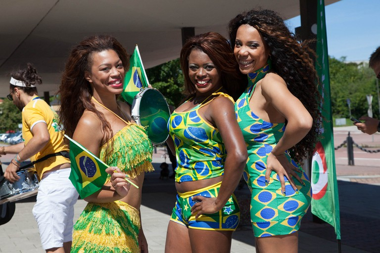 Locals Dress to Carnival | ©Play Among Friends Paf/Flickr