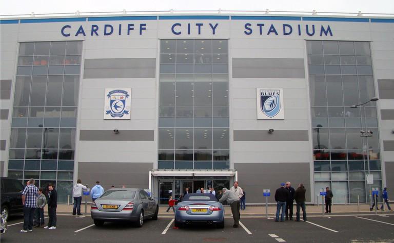 Cardiff City Stadium  ©Jon Candy/Flickr