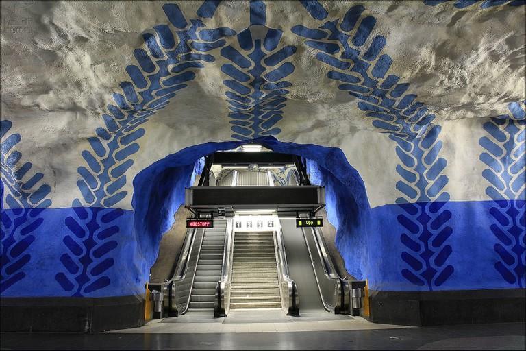 Stockholm Central Station   ©imagea.org/Flickr