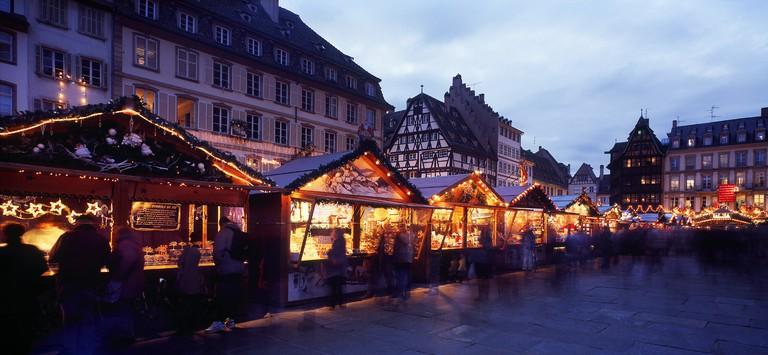 Christmas Market in Strasbourg © AAA : Zvardon