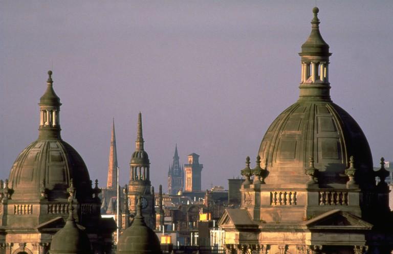 Glasgow City Spires
