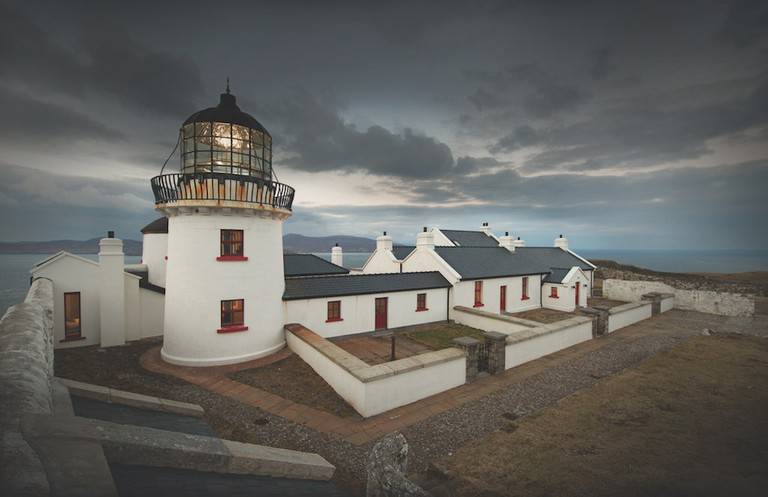 Clare Island Lighthouse © Michael McLoughlin Photography | Courtesy of Great Lighthouses of Ireland