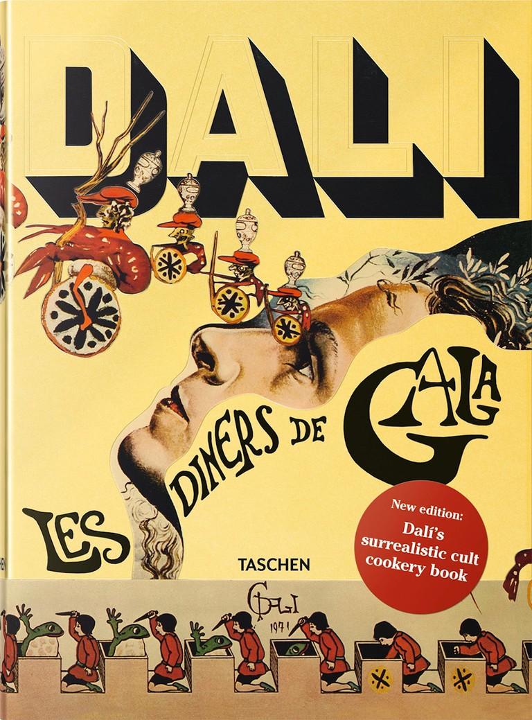Les Dîners de Gala by Salvador Dalí | Courtesy of Taschen