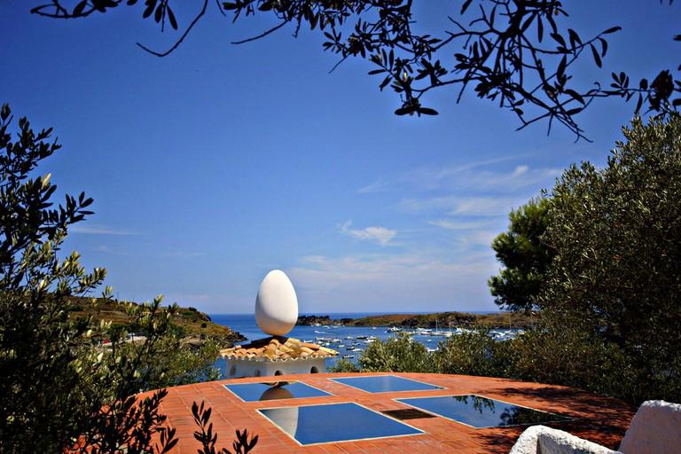 Dalí's House Portlligat | ©Ferran Pestaña / flickr