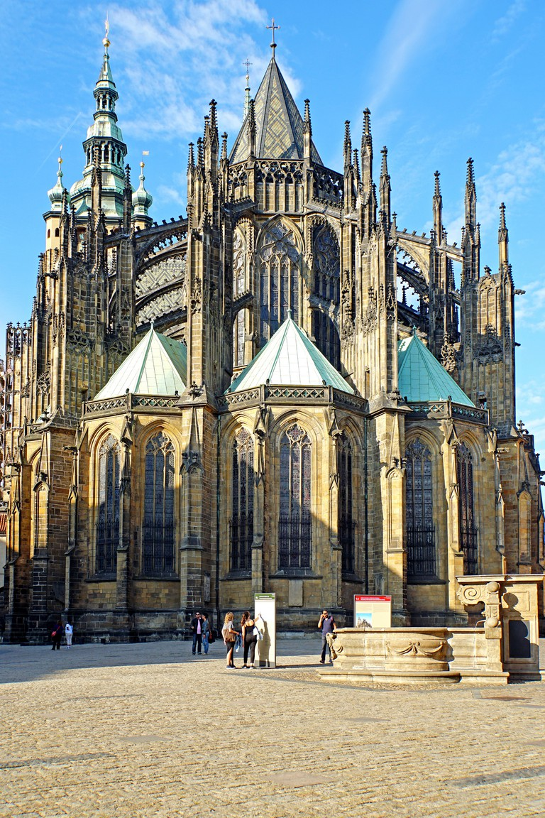 St. Vitus Cathedral Today