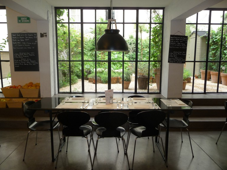 Dining table │ Courtesy of Merci