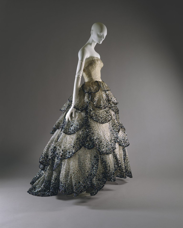 Christian Dior (1905-1957), Junon, c.1949 | © The Metropolitan Museum of Art. Courtesy The Lucas Museum