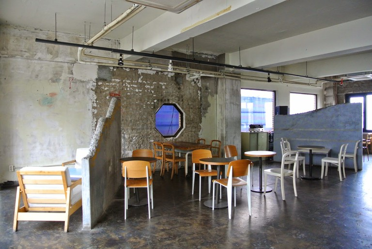 Takeout Drawing Cafe | © Mimsie Ladner / My Seoulsearching