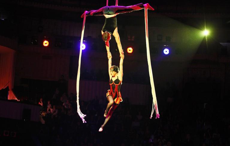 International Circus Festival Figueres / Comedia.cat