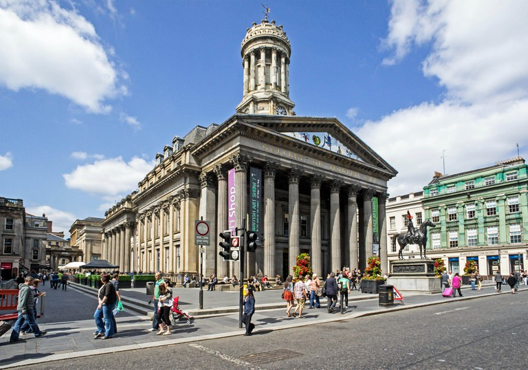 Gallery of Modern Art, Scotland