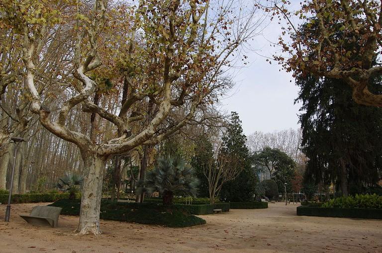 Parc de la Devesa, Girona | ©Crispica / Wikimedia Commons