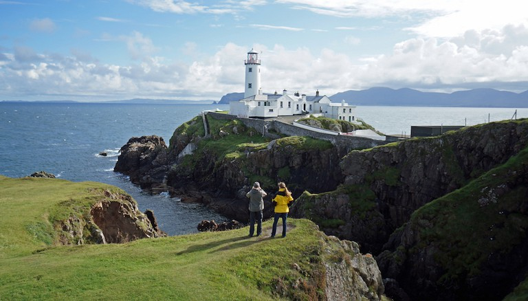 Fanad Lighthouse | Courtesy of Great Lighthouses of Ireland