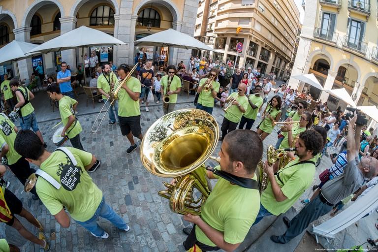 Festival de Jazz de Girona ©Jordi Renart / Costa Brava Girona Tourism Board Image Archive