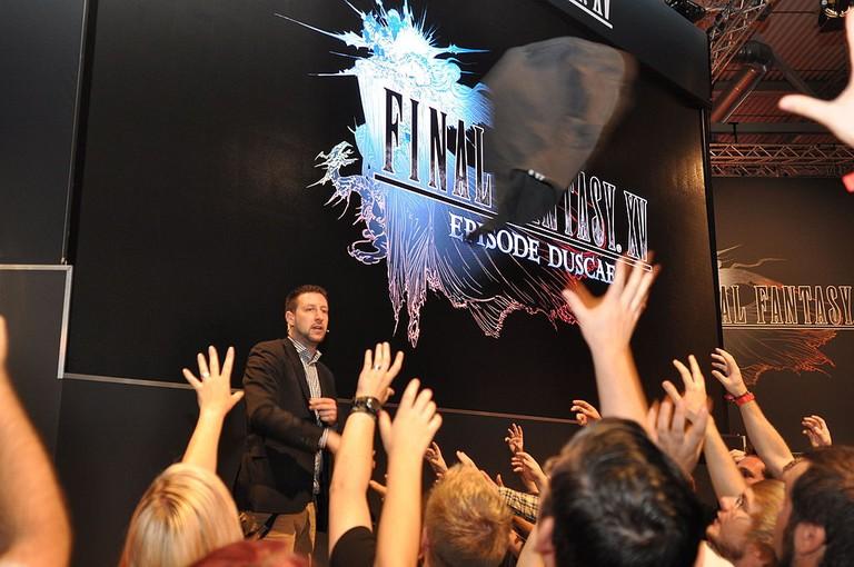 Final Fantasy XV press release | © Marco Verch/Flickr