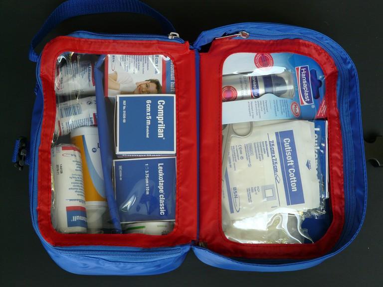 First Aid Kit | © Hans/pixabay