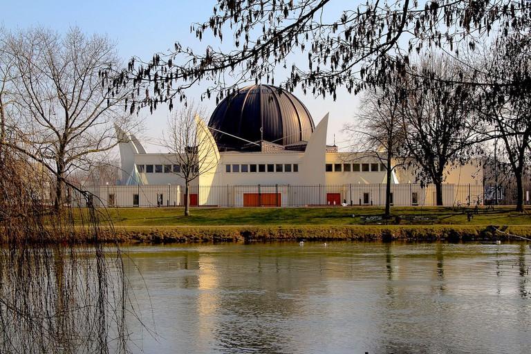 Grande Mosquée de Strasbourg Claude Truong-Ngoc / WikiCommons