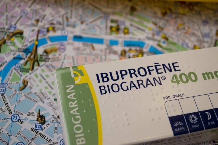 French Ibuprofen │© Gustavo Devito / Flickr