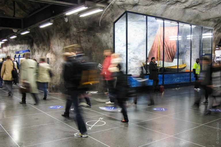 Fridhemsplan   ©Göran Ståldal/Flickr