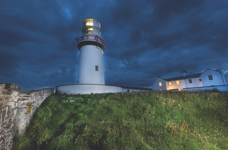 Galley Head Lighthouse | Courtesy of Great Lighthouses of Ireland and the Irish Landmark Trust