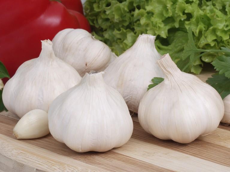 Garlic © Pixabay