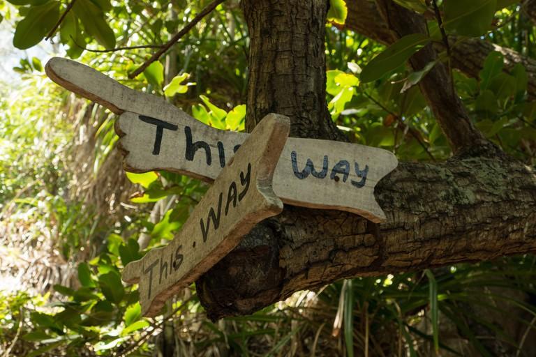 Get Lost. | ©so seychelles/flickr