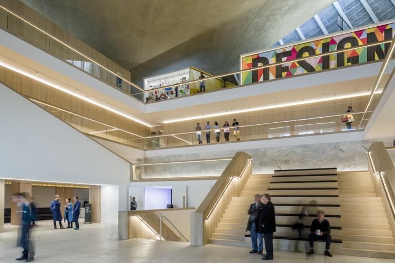 The new Design Museum | © Gareth Gardner