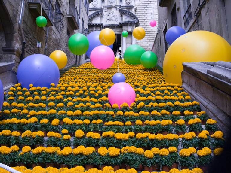 Girona flower festival | ©Xavier Forcadell / Flickr