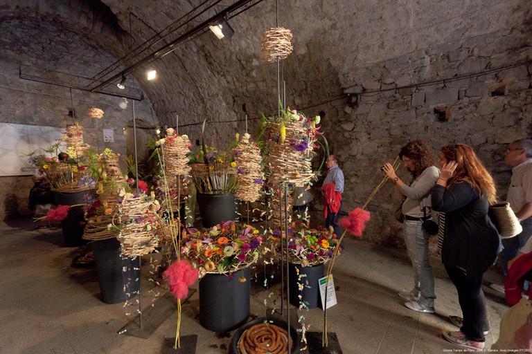 Girona Temps de Flors ©Jordi S. Carrera / Costa Brava Girona Tourism Board Image Archive