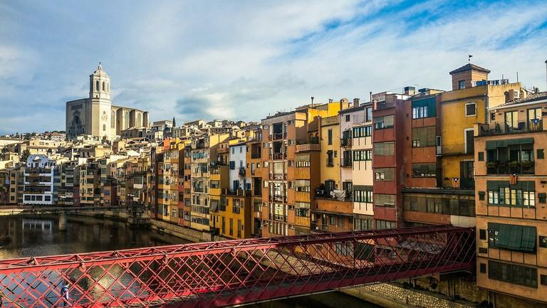 Girona, Spain | ©JoanPS / Pixabay