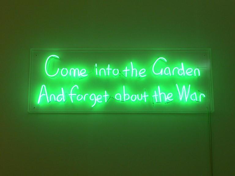 Golden Thread Gallery, Graham Fagen, 'War-Garden (after-Tubby)', 2007