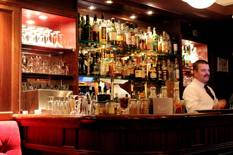 Harry's New York Bar in Paris │© Emily Jackson