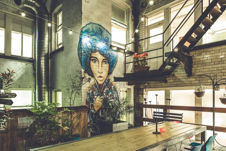 Hatters Hostel