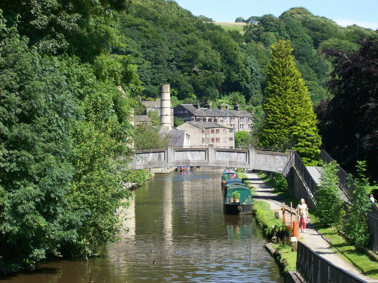 Hebden Bridge | © Wikimedia