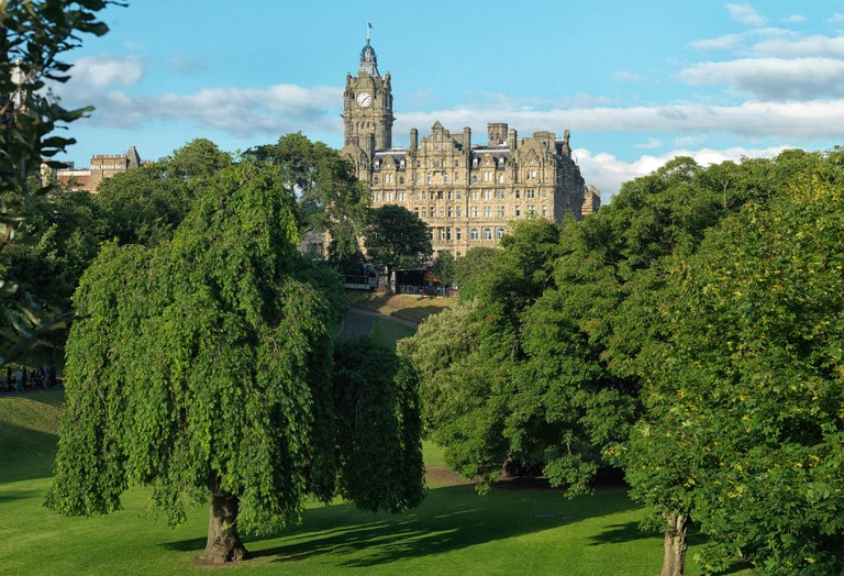 The Balmoral | Courtesy Of Rocco Forte Hotels