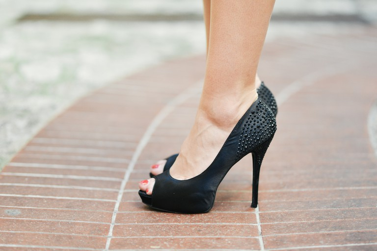 High Heels © Ed Gregory Creative Commons License