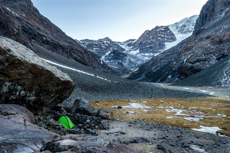 Camping | © Unsplash/pixabay