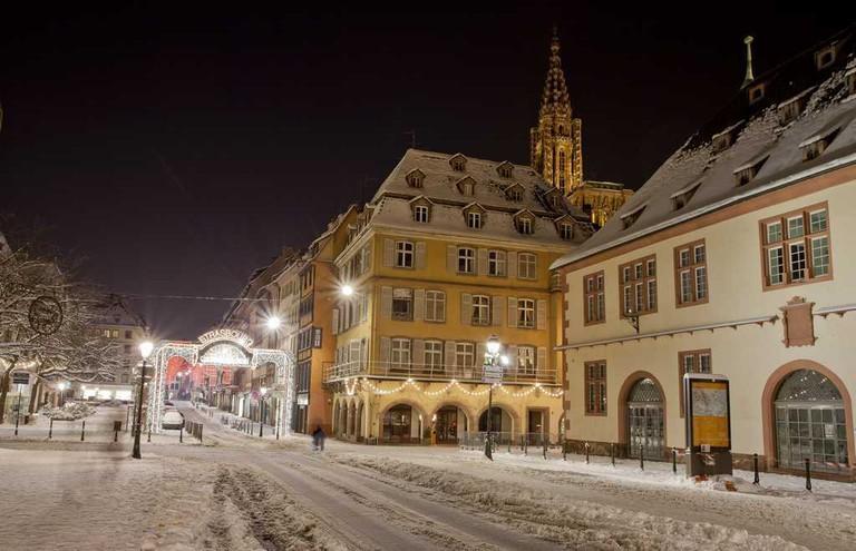 Historical Museum of Strasbourg ©Philppe Rexel /OT Strasbourg