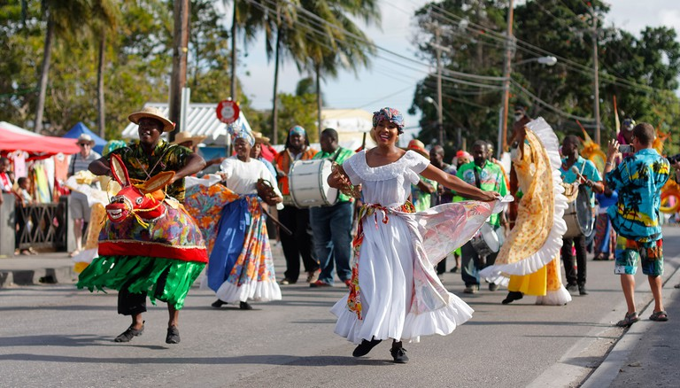 Holetown Festival | Courtesy of Visit Barbados