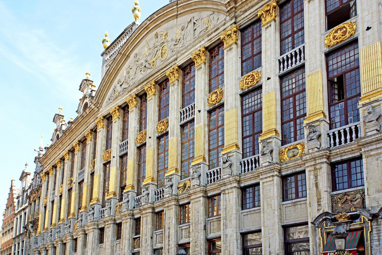 The façade of the House of the Dukes of Brabant | © Dennis Jarvis/Flickr