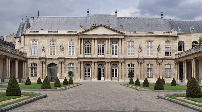 Hôtel de Soubise │© Kristof Verslype