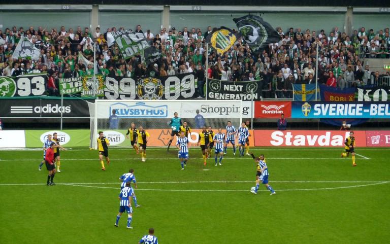 IFK Gothenburg | ©Jeremy/Flickr