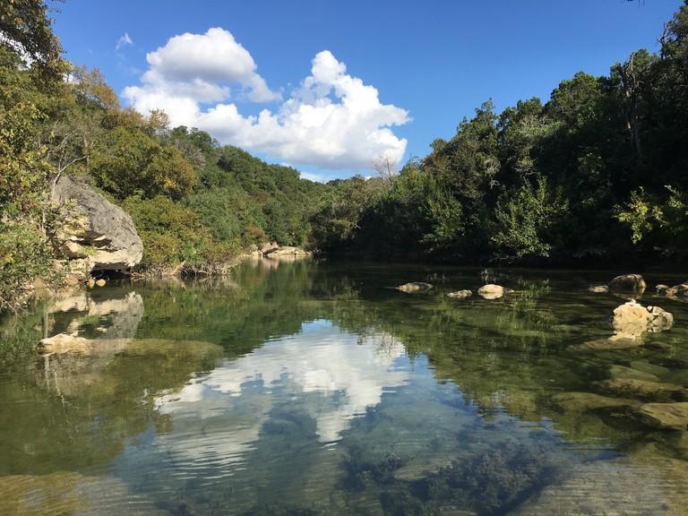 Barton Creek Greenbelt © Sarah Karney