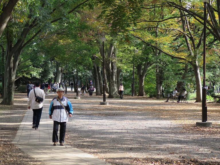 Inokashira Park | © Douglaspperkins/WikiCommons