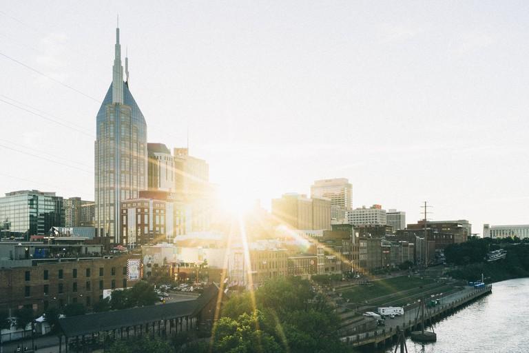 Sunrise in Nashville, Tennessee | © Joshua Ness / Unsplash