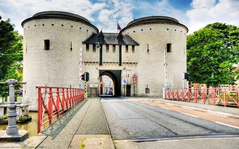Kruispoort   © Wolfgang Staudt / Wikimedia Commons