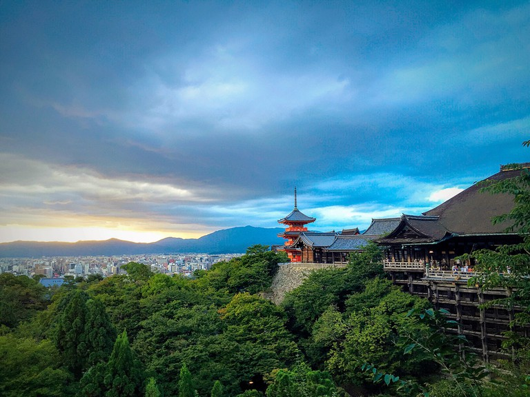 Kyoto UNESCO World Heritage Sites